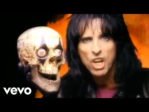 Alice Cooper – Hey Stoopid (Official Music Video)
