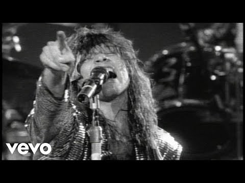 Bon Jovi – Wanted Dead Or Alive (Official Music Video)