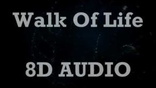 Dire Stairs – Walk Of Life (8D AUDIO)