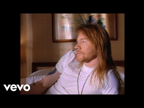 Guns N' Roses – Since I Don't Have You