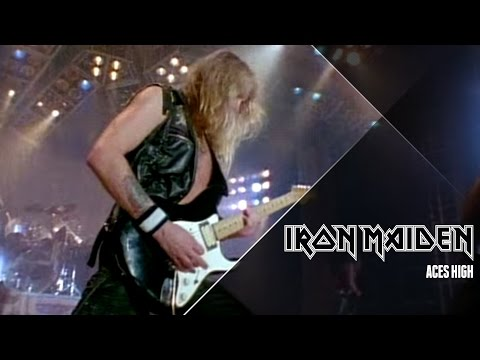 Iron Maiden – Aces High (Official Video)