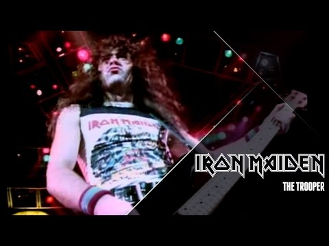 Iron Maiden – The Trooper (Official Video)