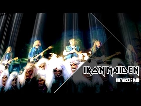 Iron Maiden – The Wicker Man (Official Video)