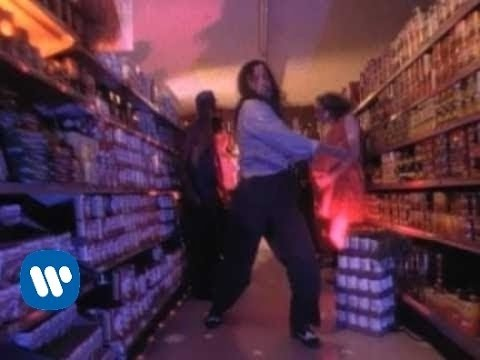 Jane's Addiction – Been Caught Stealing (Video)