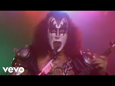 Kiss – I Love It Loud (Official Music Video)
