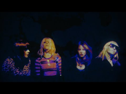 """L7 """"Burn Baby"""" Official Video"""