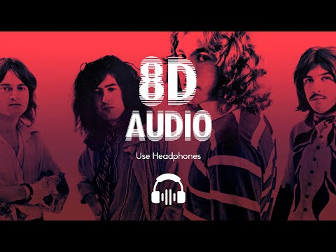 Led Zeppelin – Dazed and Confused  |  8D Audio