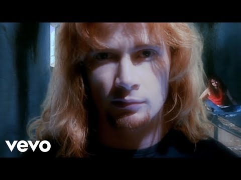 Megadeth – Sweating Bullets (Official Music Video)