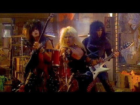 Mötley Crüe – Too Young To Fall In Love (Official Music Video)
