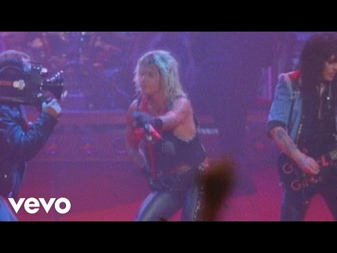 Mötley Crüe – Wild Side (Official Music Video)