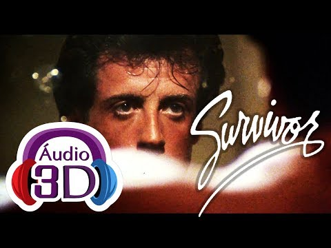 Survivor – Eye Of The Tiger (ROCKY THEME) – 3D AUDIO (TOTAL IMMERSION)