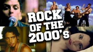 Top 100 Rock Songs of the 2000's That Make You Nostalgic