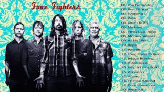 FOO FIGHTERS Greatest Hits Playlist – Best Rock Songs Ever